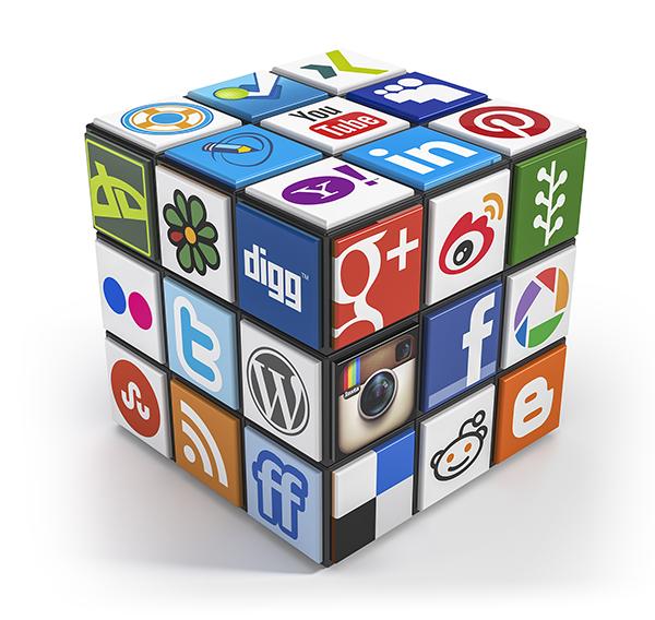 sociale medier afrikansk blæsejob