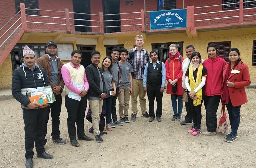 frontcare i nepal