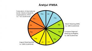 Årshjul IFMSA