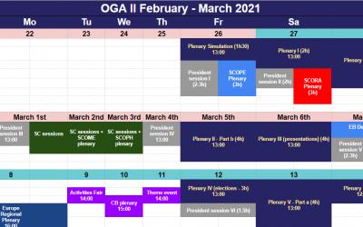 Til marts samles ildsjæle fra hele verden til online generalforsamling, undervisning og erfaringsudveksling. Vil du med?